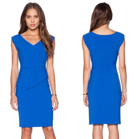 06a4a6e47b6 Diane Von Furstenberg Dresses   Skirts - Diane Von Furstenberg Bevin Ruched  Sheath Dress